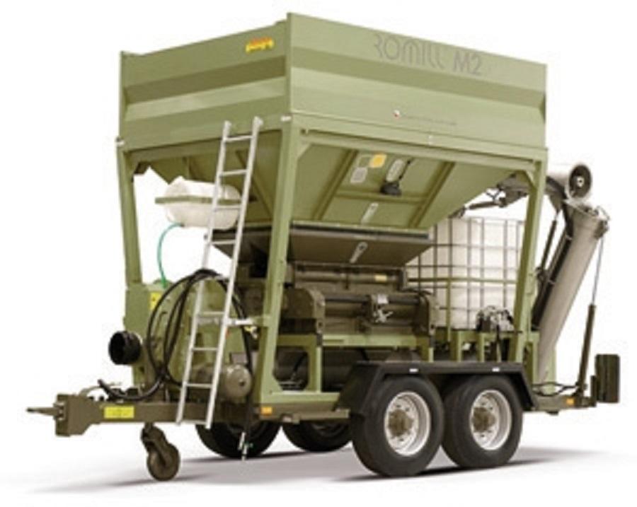 Дробилка зерна Romill M2 Plus