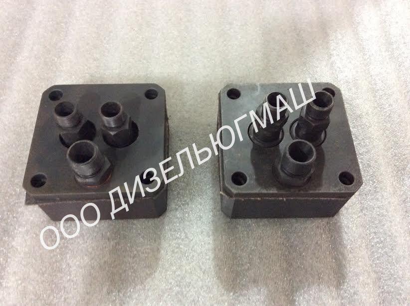Крышка компрессора 2ОК1.78-2