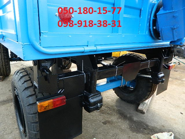 Прицеп тракторный 2ПТС-6, 2ПТС-4