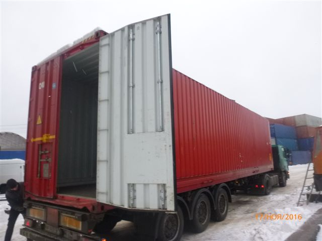 Продажа контейнеров 3,5,20,40 футов