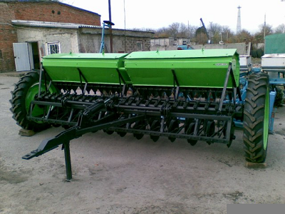 Сеялка зернотуковая СЗ-3,6