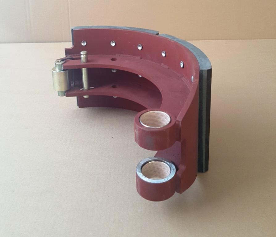 Тормозная колодка в сборе с накладкой 52642-3501092