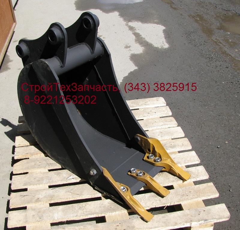 Ковш JCB 3cx 4cx ширина 300 мм