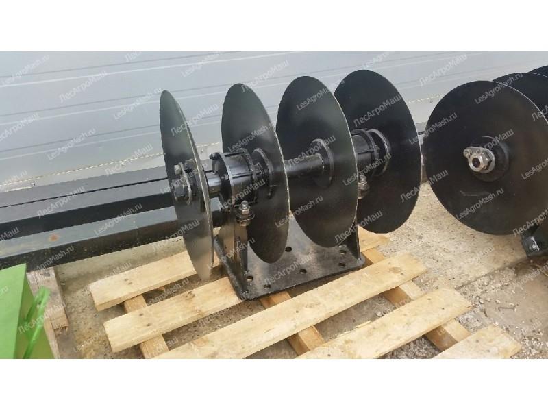Культиватор лесной КЛБ-1,7 бороздной (МТЗ-80, МТЗ-82, ТДТ-55, ЛХТ-55)
