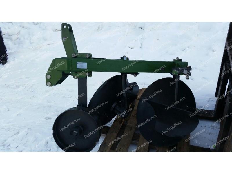 Плуг лесной дисковый ПД-0,7 (МТЗ-80, МТЗ-82, ДТ-75) - от производителя