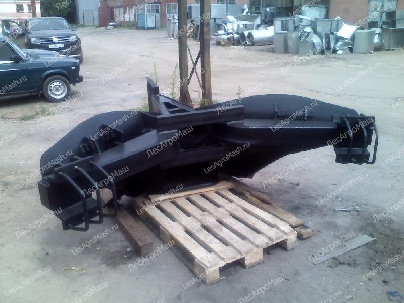 Плуг лесной полосной ПЛП-135 (Т-130, Т-170, Б-10, Б-170) - от производителя