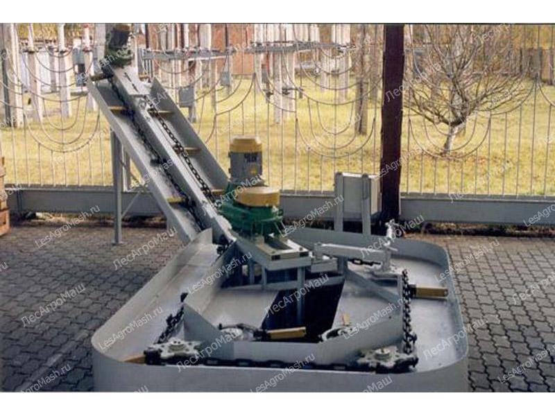 Транспортер навозоуборочный ТСН-160 А - от производителя