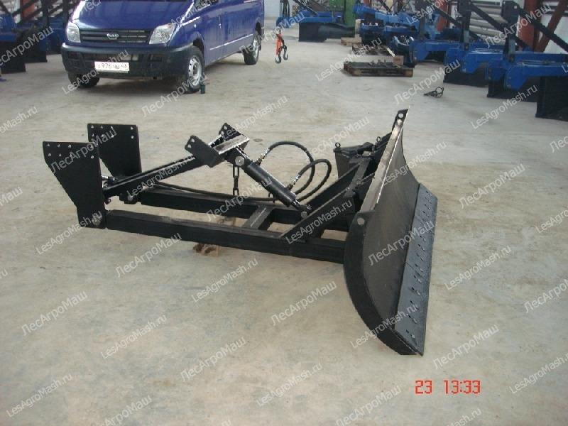 Отвал бульдозерный БП-2,5 (МТЗ-80, МТЗ-82, МТЗ-892) - от производителя