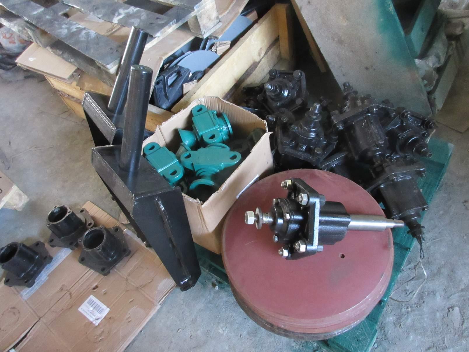 Сошники для селки John Deere 730 (импортозамещение)