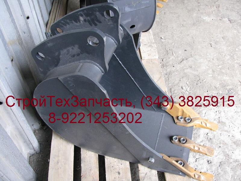 Ковш Hidromek 102 BS задний ковш Hidromek 102 шириной 400, 600 мм
