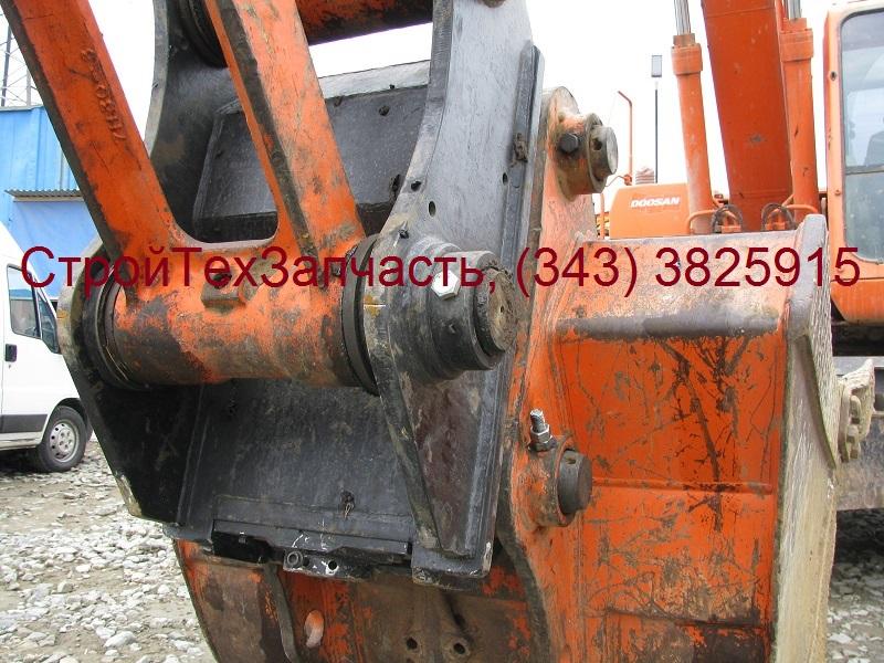 Doosan DX 225NLC быстросъем Doosan DX 225NLC квик каплер от производителя