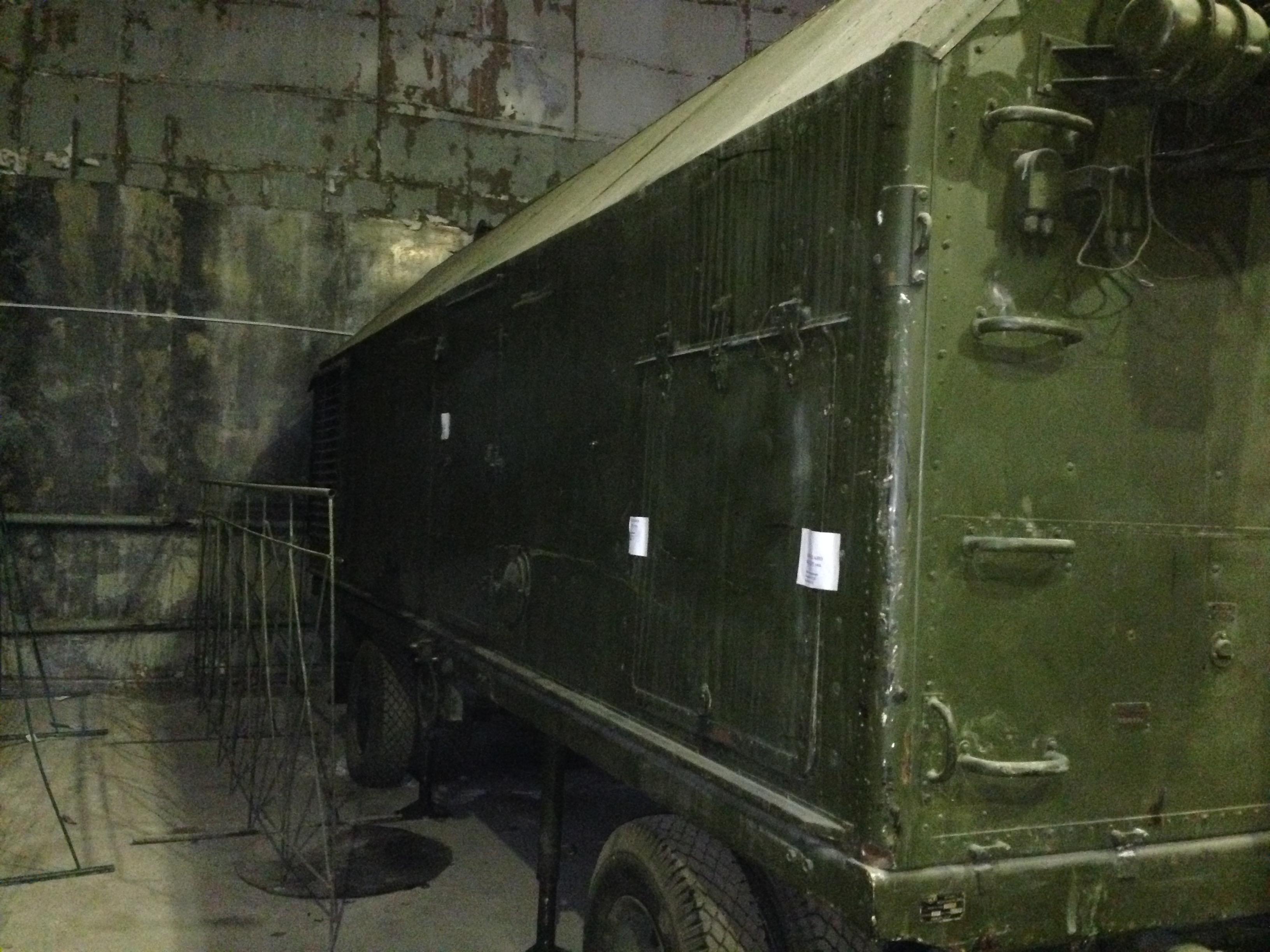 Передвижная дизель-электростанция ЭД500-Т400-3РК