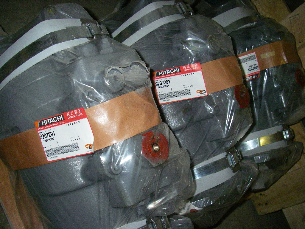 Основной гидравлический насос экскаваторов Хитачи Hitachi бу
