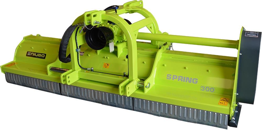 Косилка измельчитель Niubo серии Spring