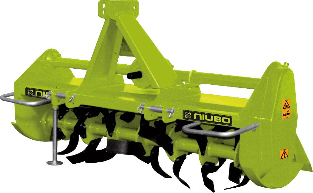 Сельскохозяйственная фреза для почвы Niubo серии Flash