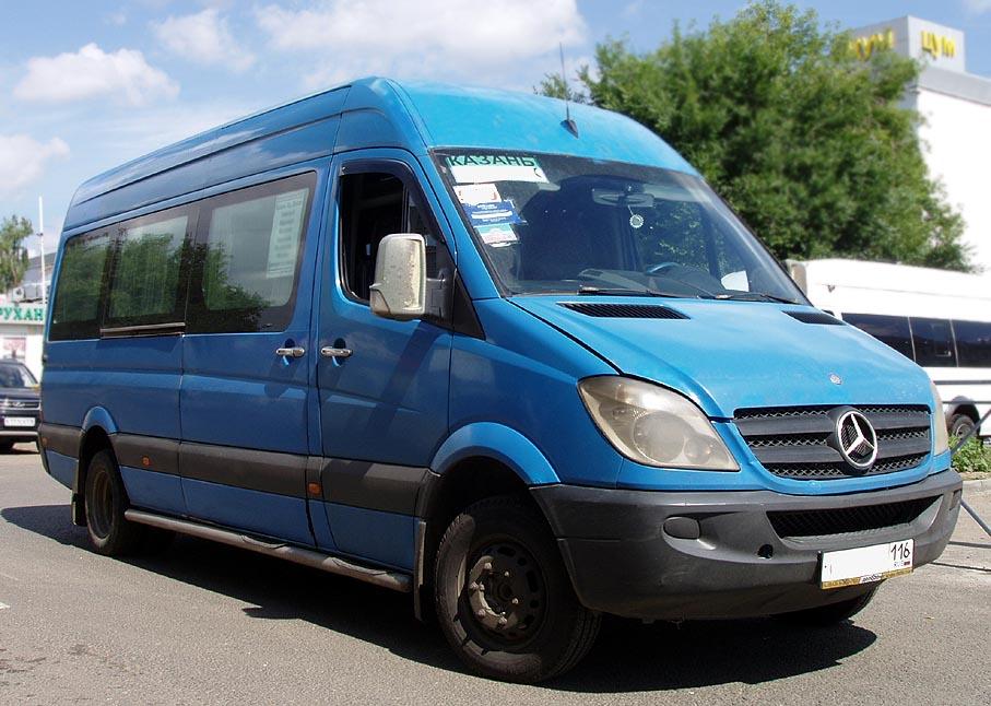 продажа микроавтобус Mercedes SPRINTER 515 2007г.20 мест