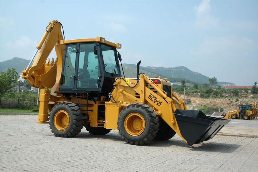 Экскаватор-погрузчик Shandong Hengwang Group HW30-25