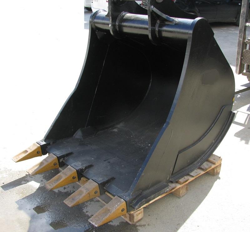 Эксмаш E140W E170W ковш быстросъем рыхлитель