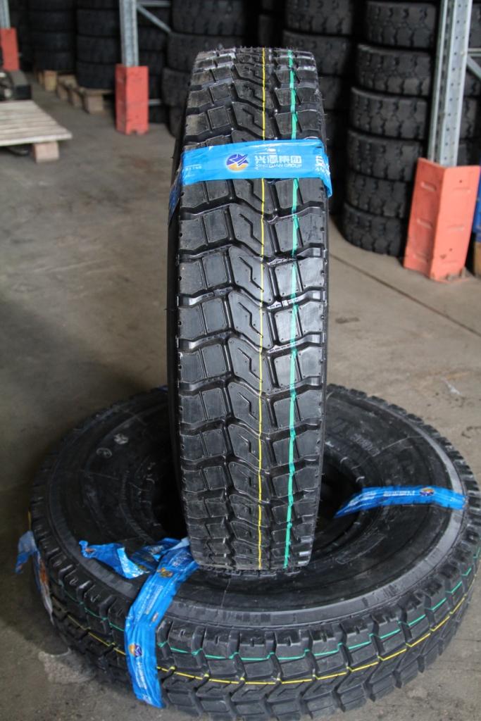 шины 6.50R16, 7.50R16, 8.25R16 для легких грузовиков
