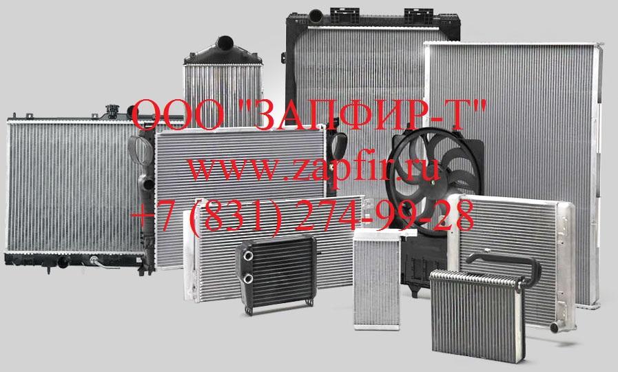 Радиатор охлаждения ЧЕТРА Т-9, Т-11 №  252-1301010