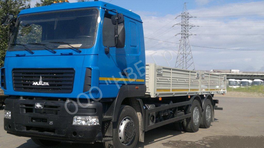 МАЗ 6312В5-8420-040 бортовой БОРТ