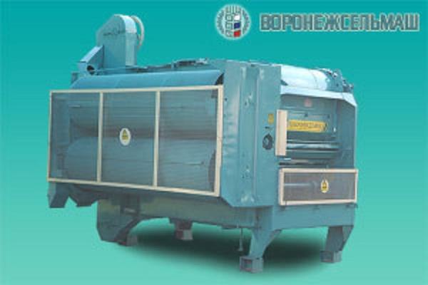 Стационарная машина вторичной очистки семян МС-4.5С