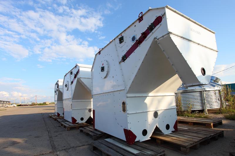 Зерноочистительная машина  RomaxAlfa 400