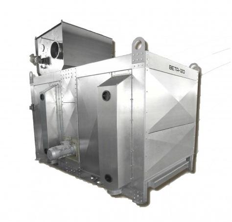 Зерноочистительная машина BETA-120