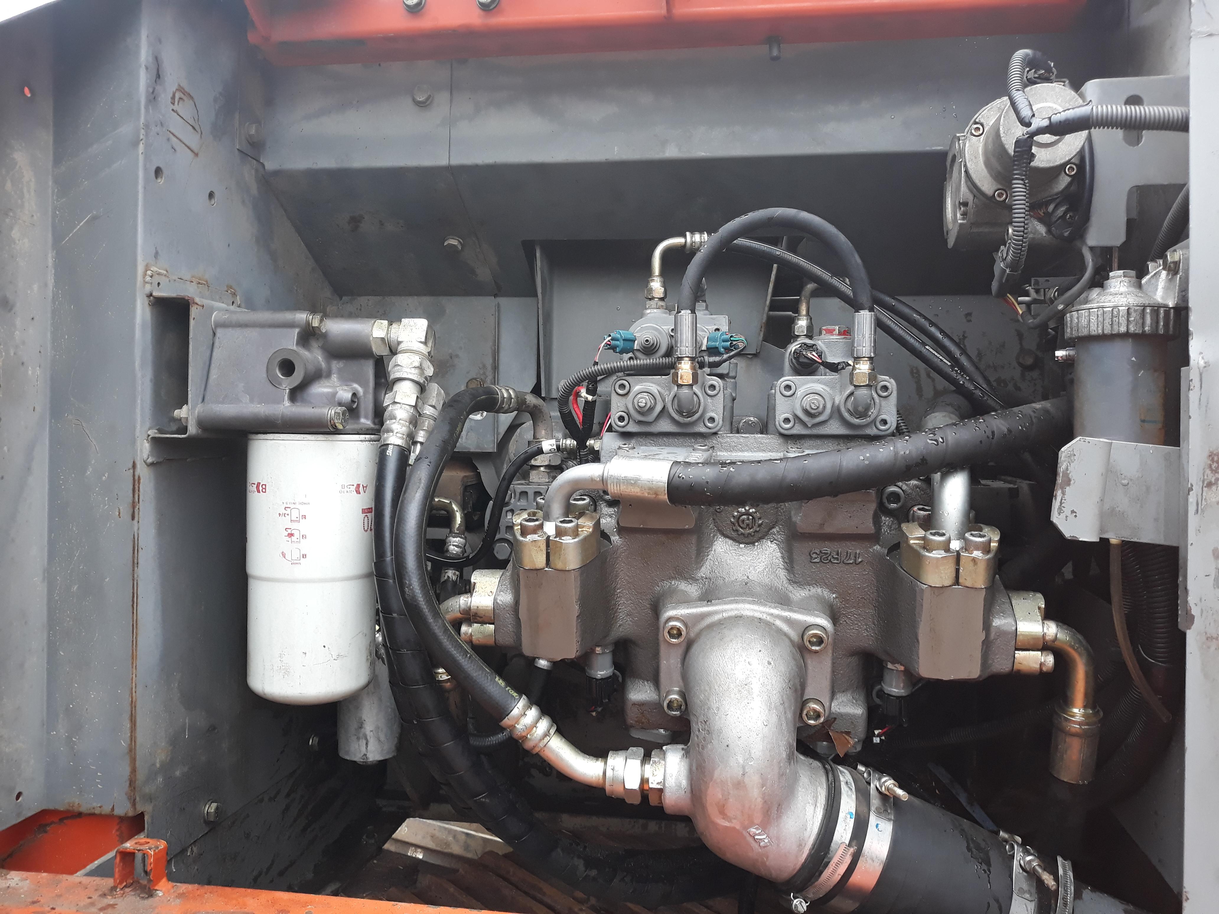Насосы б/у гидравлические для Хитачи Hitachi Jcb Hyundai Volvo