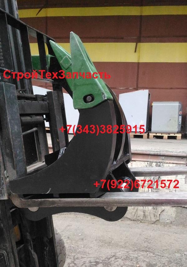 Трехзубый рыхлитель для экскаватора 20 - 30 тонн