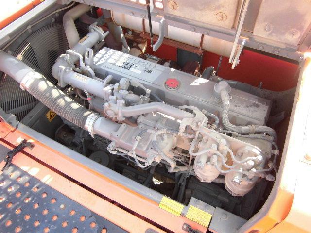 Двигатель для экскаваторов hitachi б/у 6WG-1 isuzu из Японии