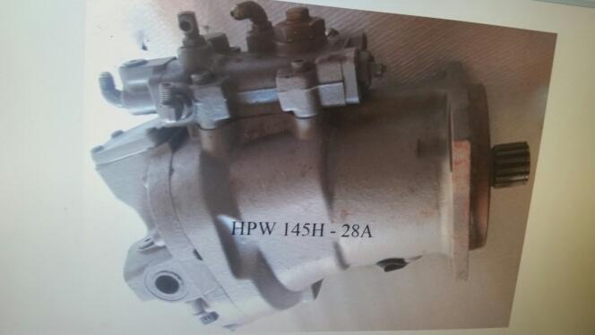 Bosch RexrothA2FE125  Гидромотор , гидронасос