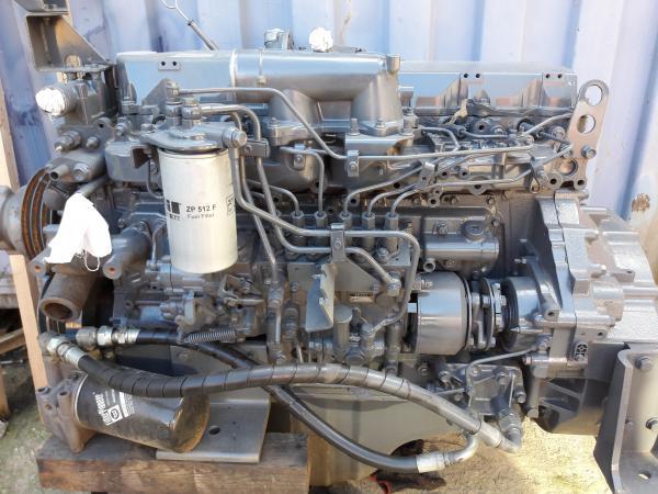 Двигатель Isuzu б/у экскаватор Jcb 330 Hitachi Case Хитачи