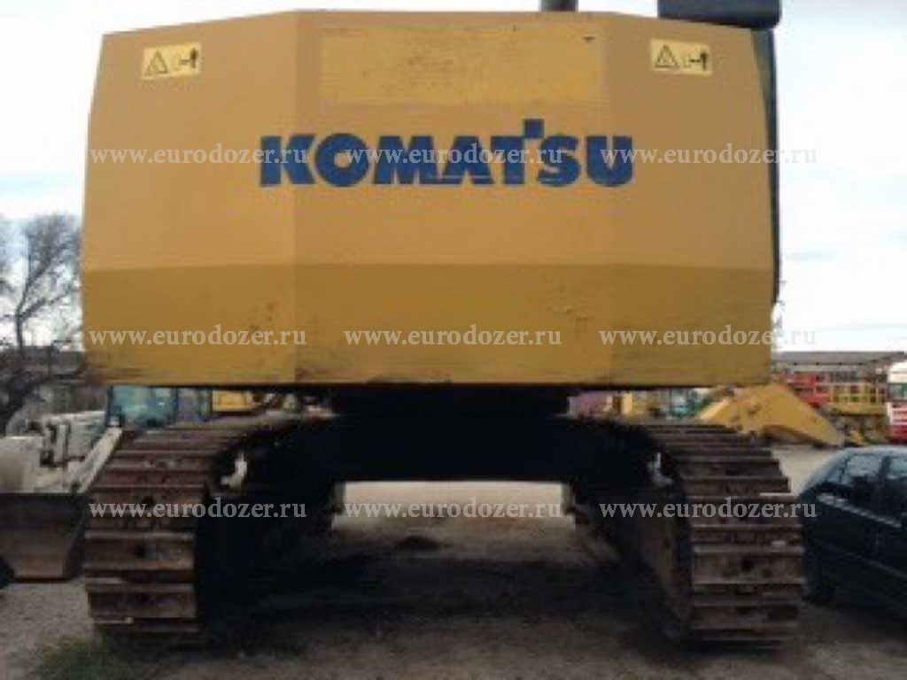 Карьерный экскаватор KOMATSU 1250, 110 т, 6,5 м3