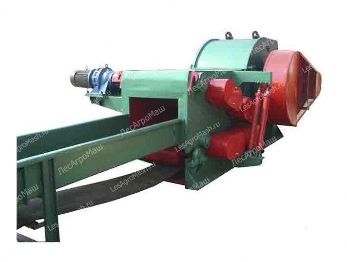 Барабанная рубительная машина (щепорез) БМР-220 - от Производителя