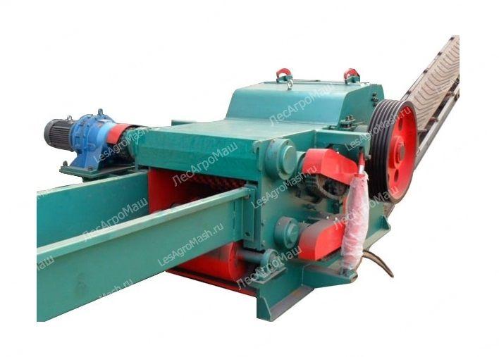 Барабанная рубительная машина (щепорез) БМР-30 - от Производителя