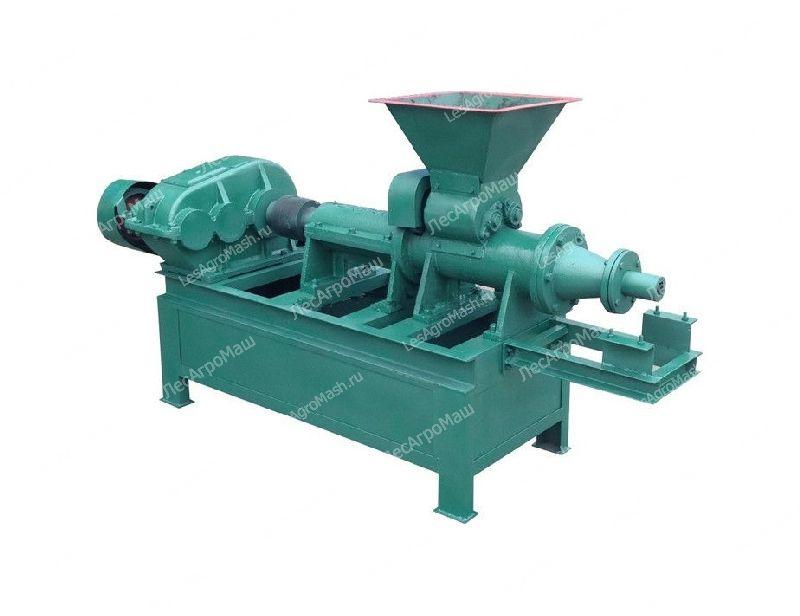Пресс для угольной пыли УПБ-180 (брикеты) - от Производителя