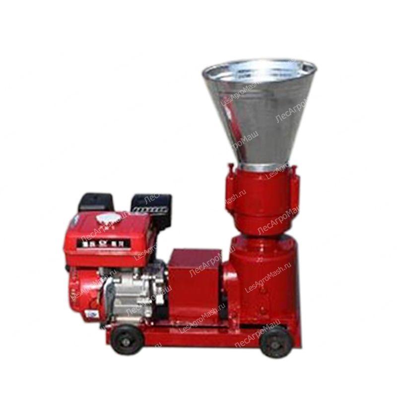 Гранулятор для комбикорма, пеллет 150А (бензиновый двигатель) - от Производ