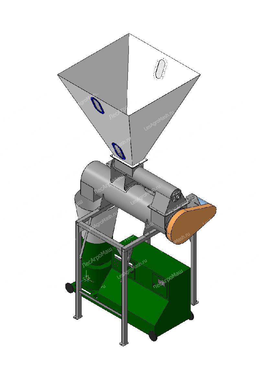 Гранулятор для комбикорма, пеллет 260B - от Производителя