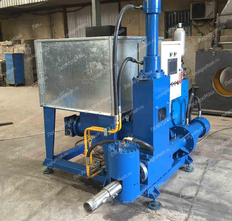 Пресс для брикетов гидравлический ГП-1000 - от Производителя