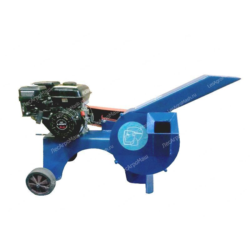 Садовый измельчитель веток СМР-300 (бензиновый двигатель) - от Производител