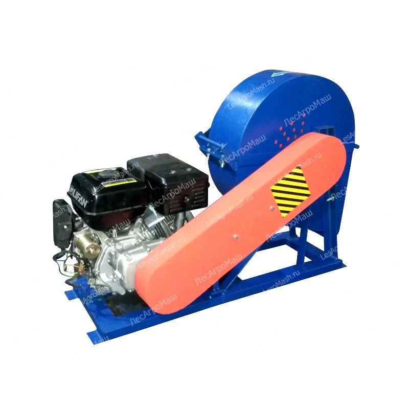 Дисковая рубительная машина (щепорез) ВРМх-350 (бензиновый двигатель) - от