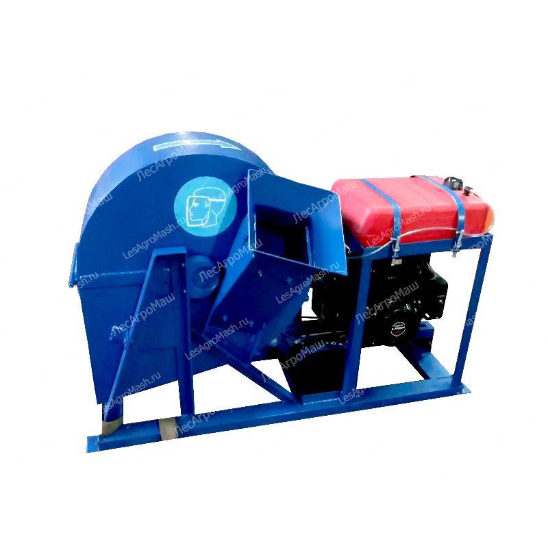 Дисковая рубительная машина (щепорез) ВРМх-600 (бензиновый двигатель) - от