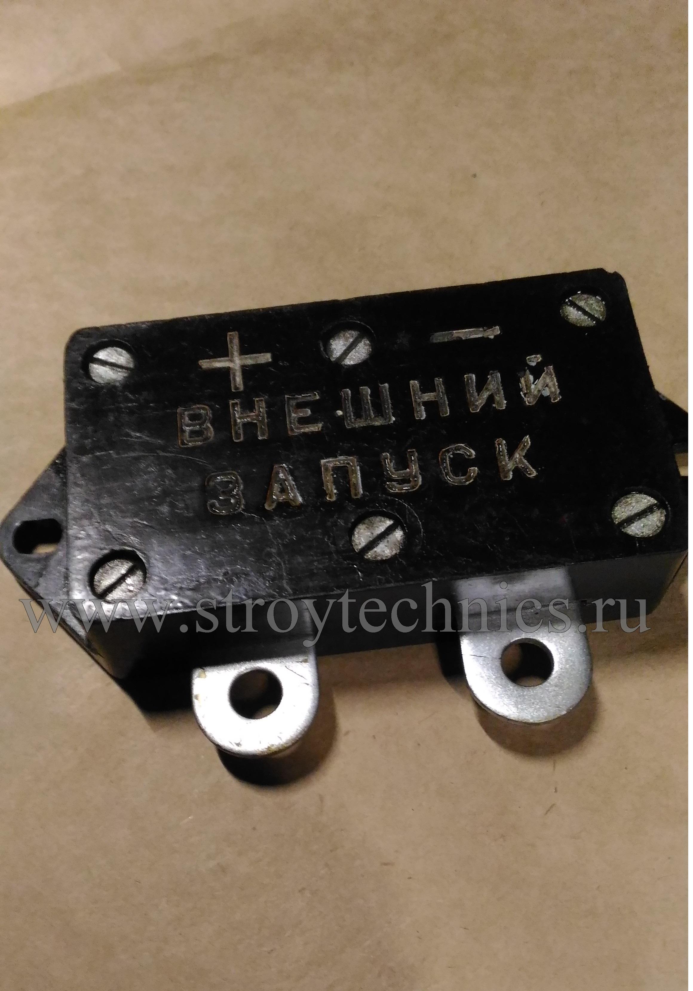 Розетка внешнего запуска МТЛБ (А5.50.097А)