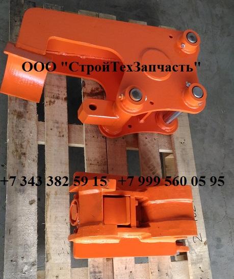 Плита адаптер подвеска для гидромолота для бура под экскаватор