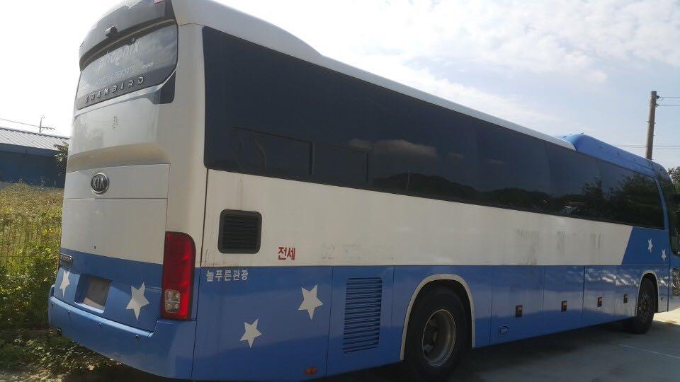 Туристический автобус Kia Granbird 2011г