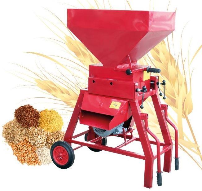 Плющилка Зерна 1500 кг/ч (Турция)