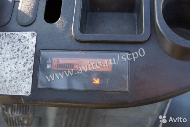 Погрузчик Toyota, 8FG15, 1.5 тн, газ/бензин, 2011г