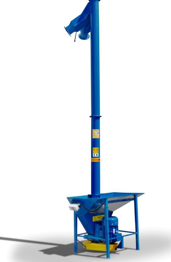 Шнек Вертикальный от 2 до 14 м