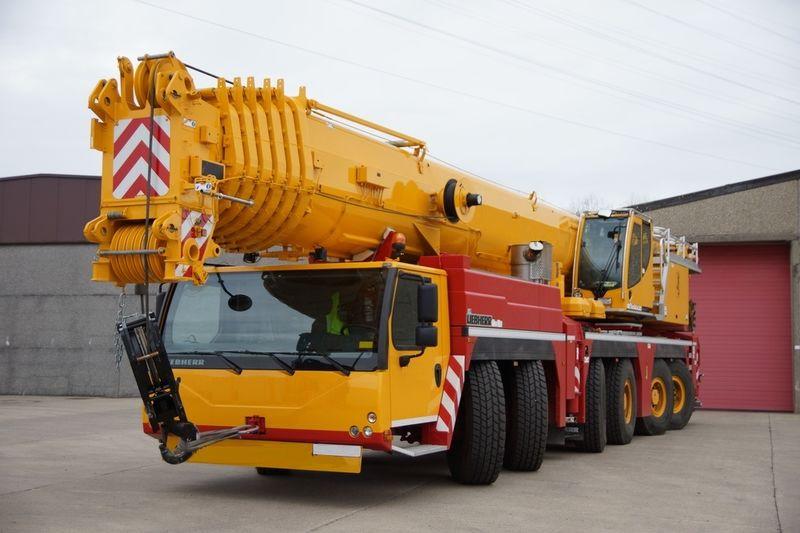 Автомобильный кран 300 тонн, 68 метров